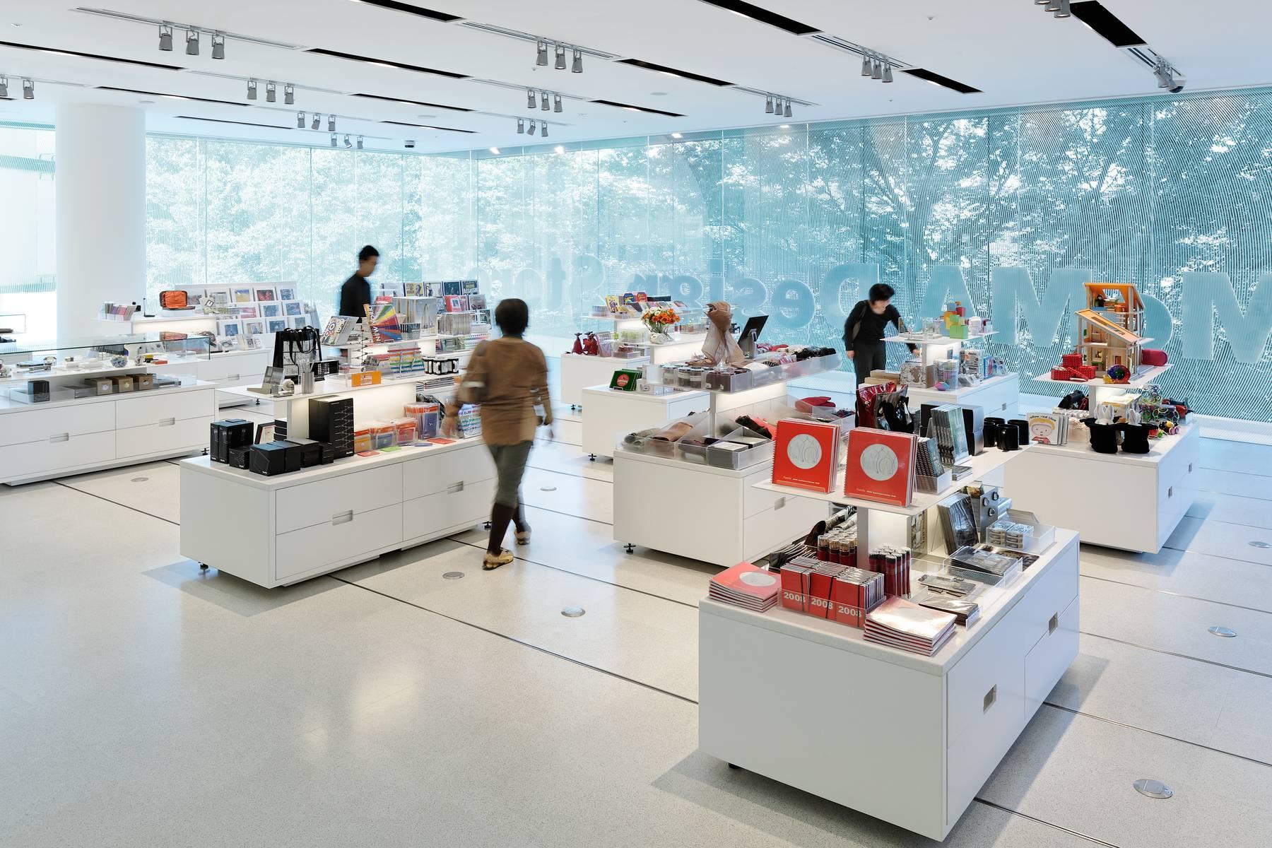 MoMA Design Store | Tokyo | Gluckman Tang