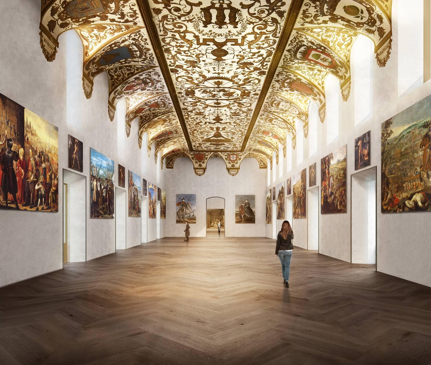 Museo De.Museo Nacional Del Prado Gluckman Tang
