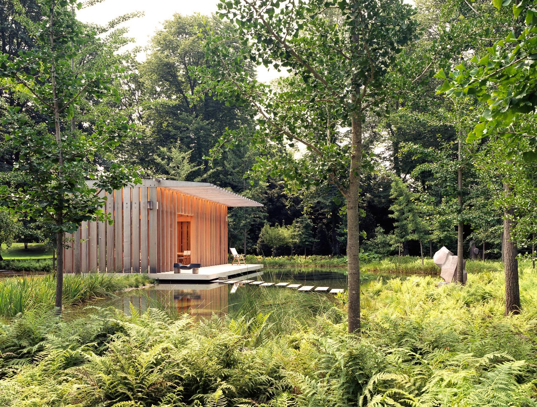 Noguchi Garden Pavilion